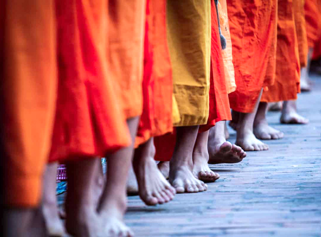 Buddhist Culture in Luang Prabang