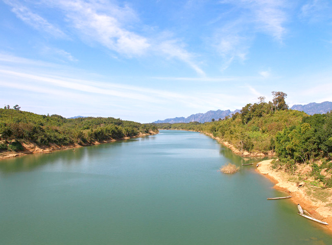 Mekong River and Our Water Journey in Laos