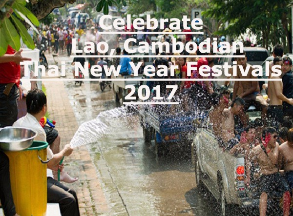 Celebrate Lao, Cambodian & Thai New Year