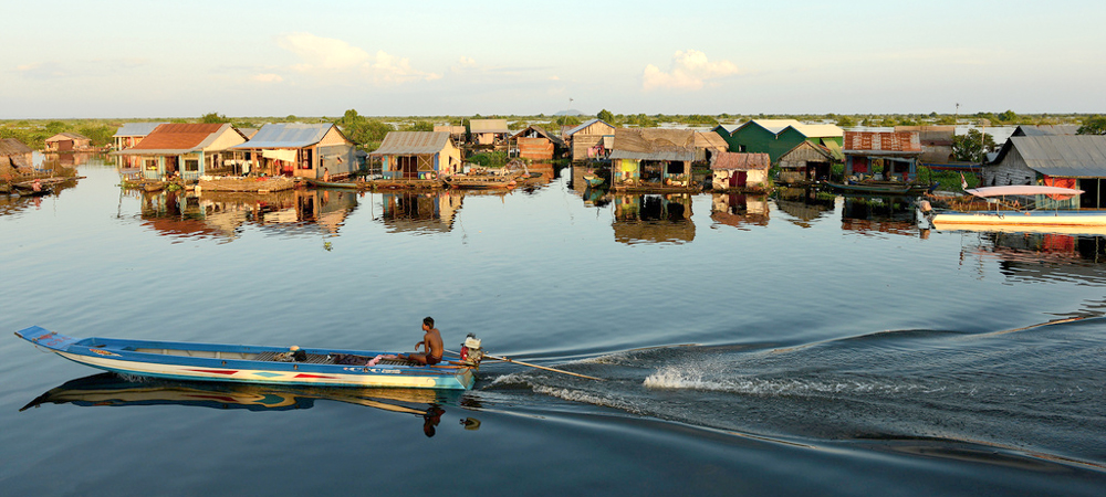 Explore Tonle Sap Lake