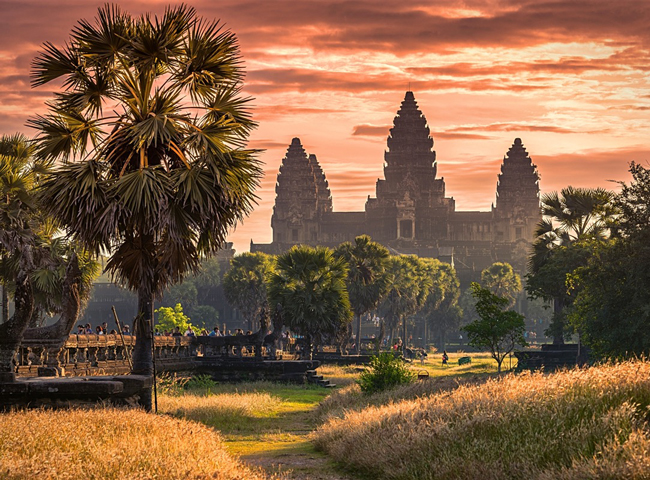 The 5 Best Places to See in Cambodia