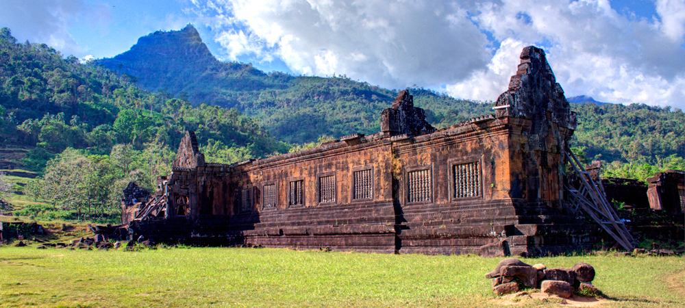 The Treasures of Laos