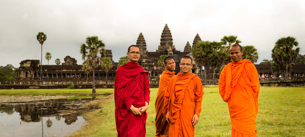 Luxury Travels in Cambodia