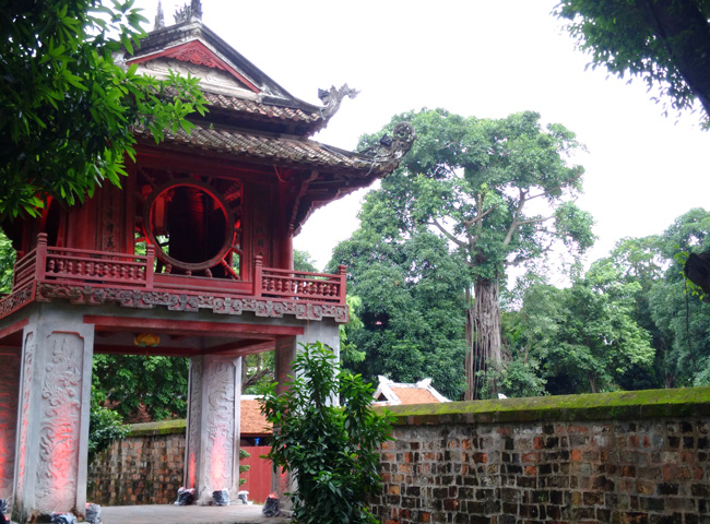 Confucianism & the Temple of Literature in Hanoi