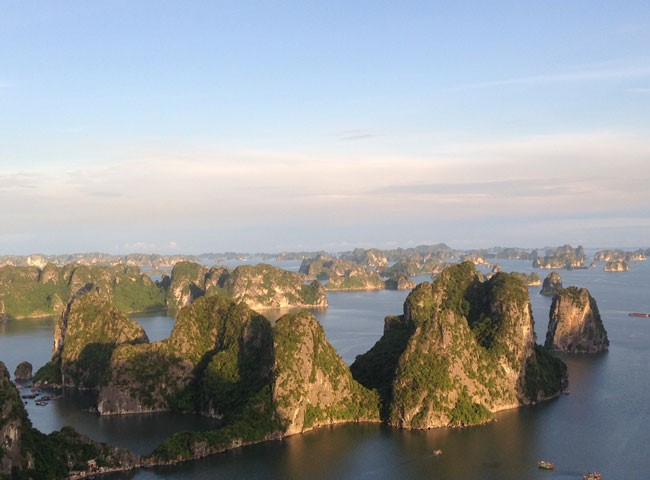 Best Halong Bay View from Poem Pountain