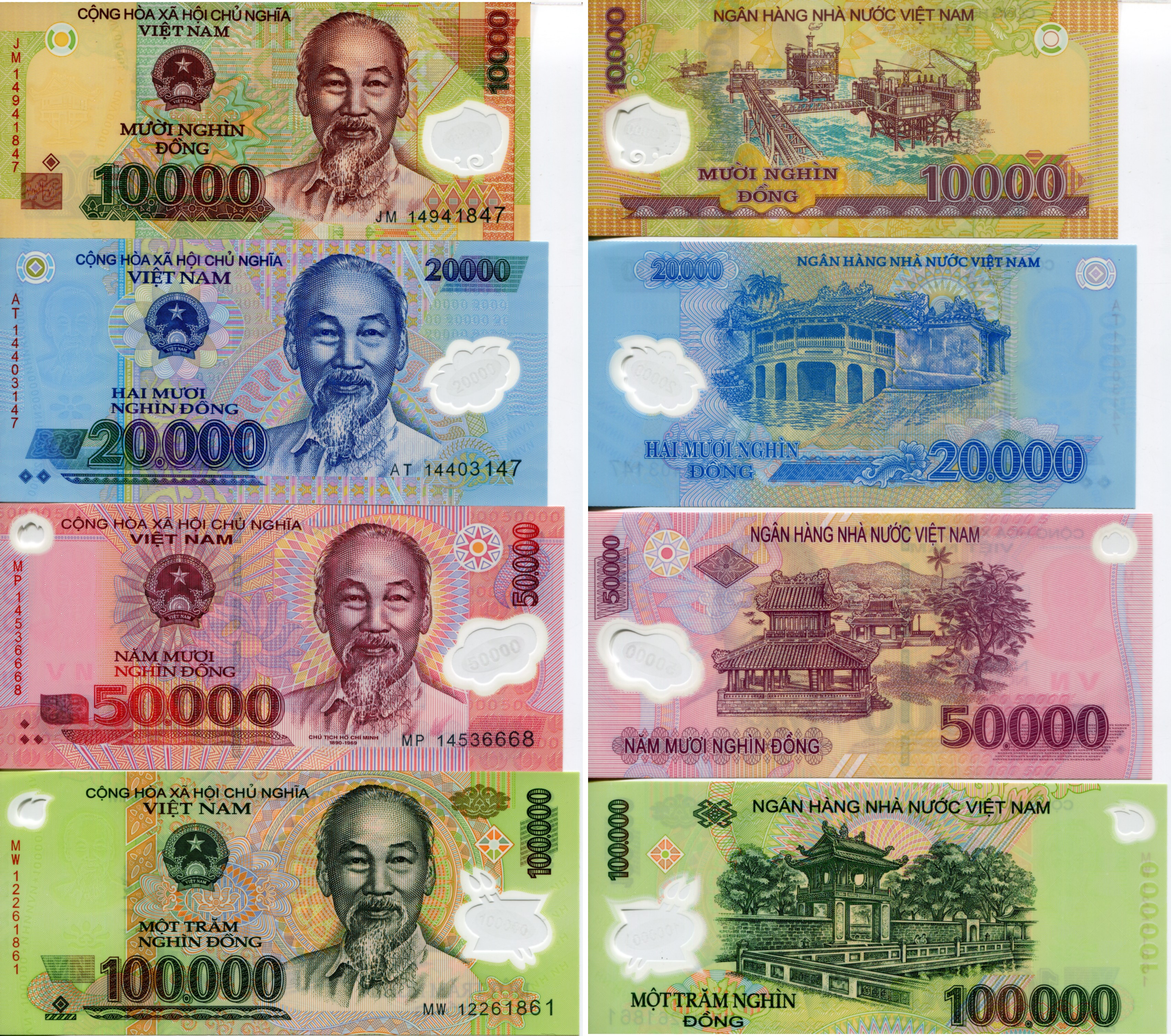 The currency of Vietnam, its history, rate and denomination
